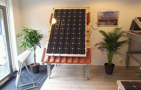 zonnepaneel slatwall winkelinrichting solarpannel